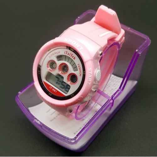 Детские спортивные часы iTaiTek CWS557 (оригинал)