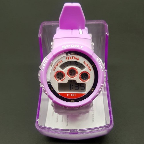 Детские спортивные часы iTaiTek CWS561 (оригинал)