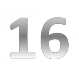 Ремешки для часов размер 16