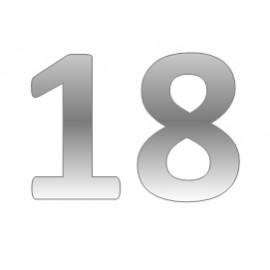 Ремешки для часов размер 18