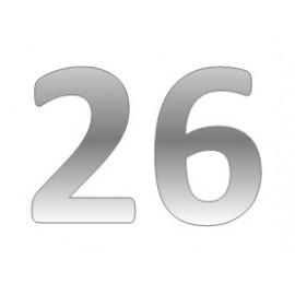 Ремешки для часов размер 26