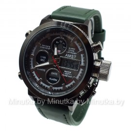 Мужские наручные часы c подсветкой AMST CWC058