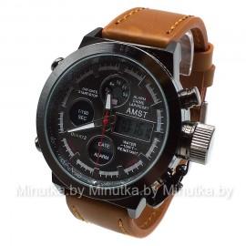 Мужские наручные часы с будильником AMST CWC736