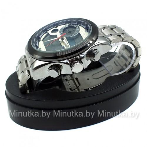 Мужские наручные часы на металлическом браслете Bistec 6.11 CWC737