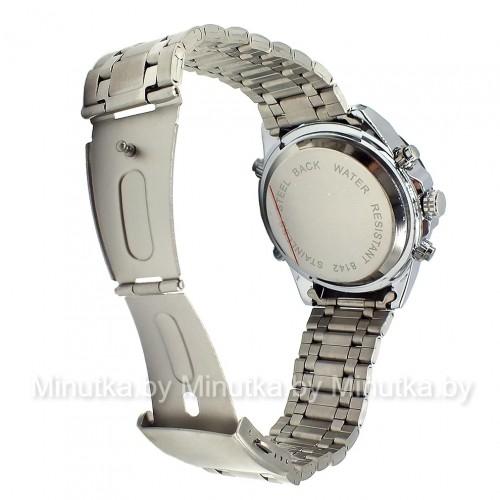 Мужские наручные часы с подсветкой на браслете Bistec 6.11 CWC801