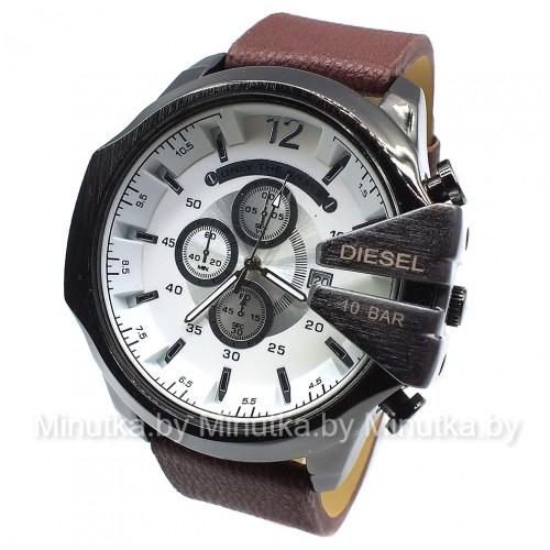 Мужские большие наручные часы Diesel Brave CWC362