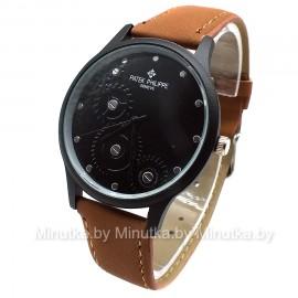 Наручные часы в черном корпусе Patek Philippe CWC257