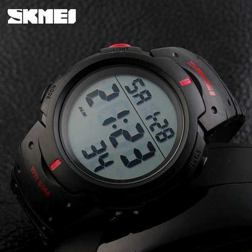 Спортивные наручные часы Skmei 1068-2 (оригинал)