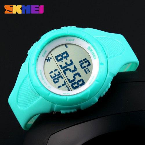 Наручные часы с ШАГОМЕРОМ Skmei 1108-3 (оригинал)
