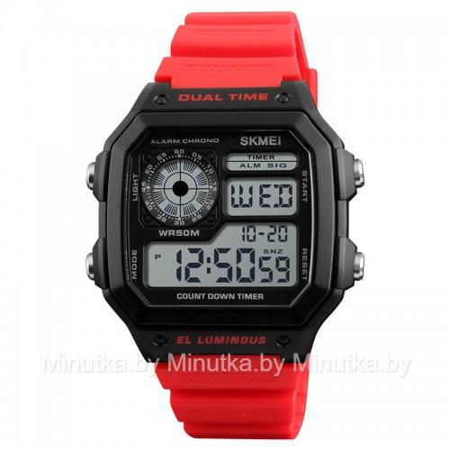 Наручные спортивные часы SKMEI 1299-3 (оригинал)
