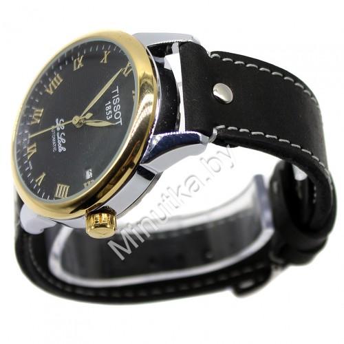 Часы Tissot + ремешок ручной работы от Remen
