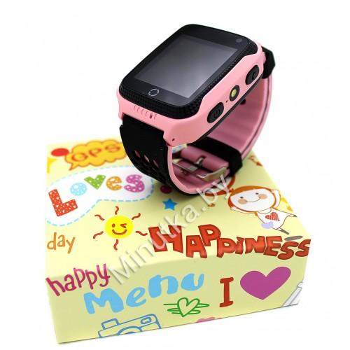 Детские умные часы с GPS SW008