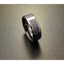Кольцо мужское из керамики CRK004