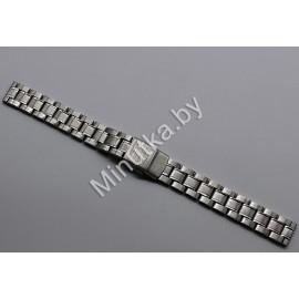 Браслет металлический для часов 14 мм CRW048-14