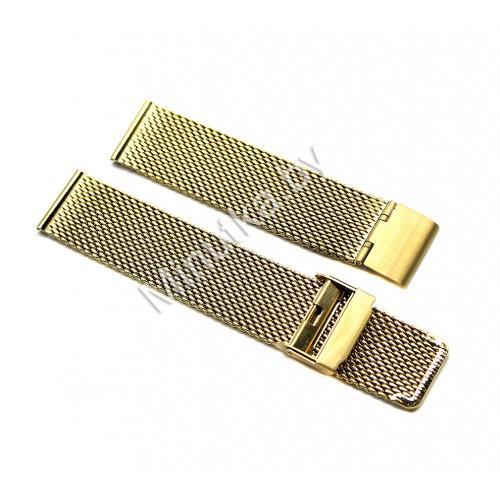 Браслет металлический для часов 18 мм CRW188-18