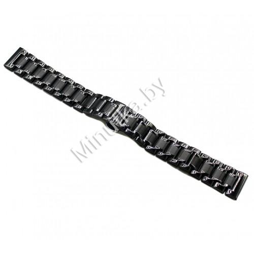Ремешок кожаный для часов 18 мм CRW083-18
