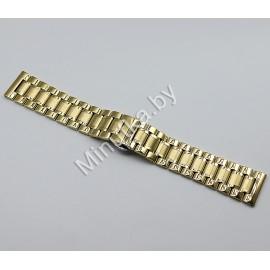 Браслет для часов металлический 14 мм