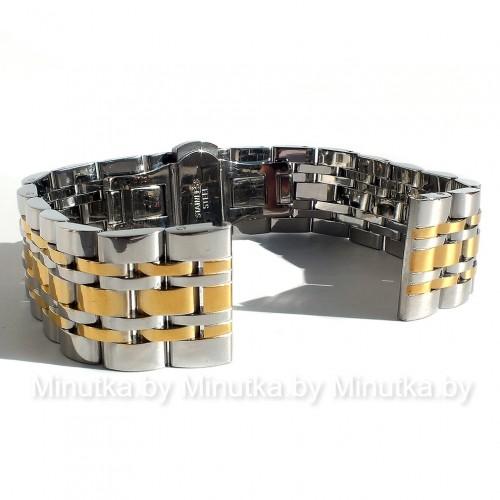 Браслет металлический для часов 16 мм CRW164-16
