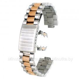 Браслет металлический для часов 20 мм CRW344-20