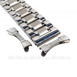Браслет металлический для часов 18 мм CRW346-18
