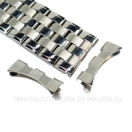 Браслет металлический для часов 16 мм CRW348-16