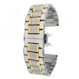 Браслет металлический для часов 24 мм CRW380-24