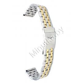 Браслет металлический для часов 24 мм CRW061-24
