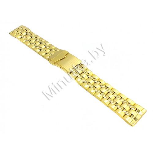 Браслет металлический для часов 24 мм CRW069-24