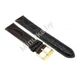 Ремешок кожаный для часов 10 мм CRW003-10