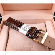 Ремешок для наручных часов кожаный Nagata CRW007