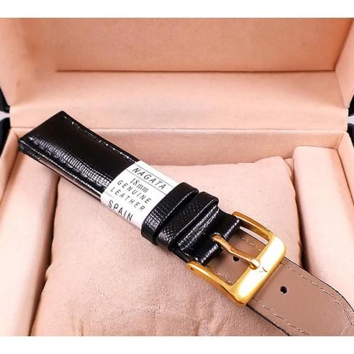 Ремешок кожаный для часов 26 мм CRW023-26