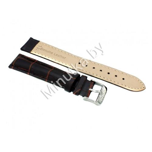 Кожаный ремешок для часов Siena CRW032