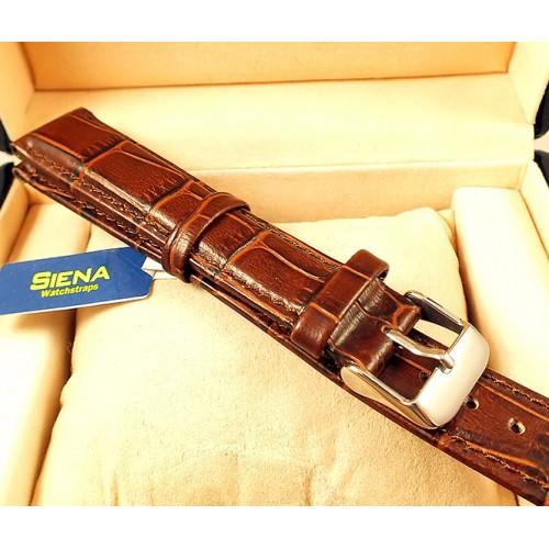 Кожаный ремешок для часов Siena CRW036