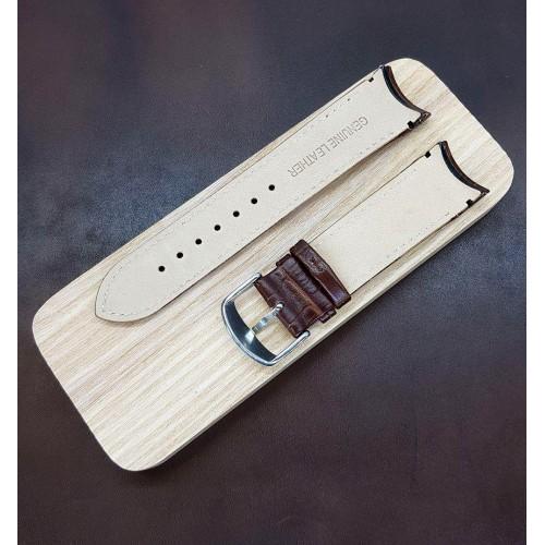 Ремешок кожаный для часов Tissot 23 мм CRW115-23