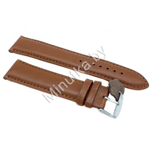 Кожаный ремешок для часов Секунда CRW157