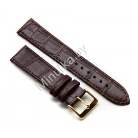 Ремешок кожаный для часов 14 мм CRW181-14