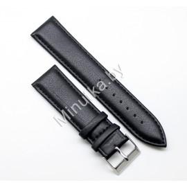 Ремешок кожаный для часов 24 мм CRW217-24