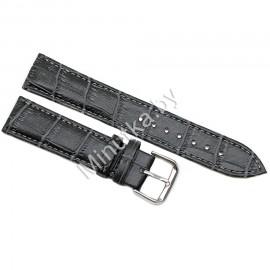 Ремешок кожаный для часов 22 мм CRW236-22