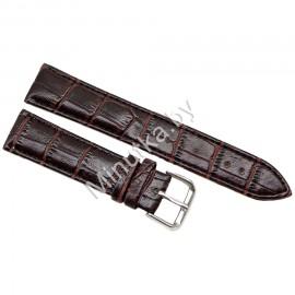 Ремешок кожаный для часов 22 мм CRW243-22