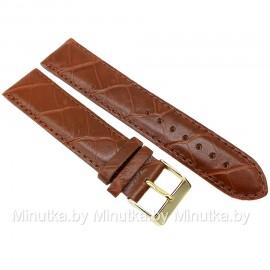 Ремешок кожаный для часов 22 мм CRW276-22