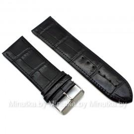 Ремешок кожаный для часов 28 мм CRW144-28