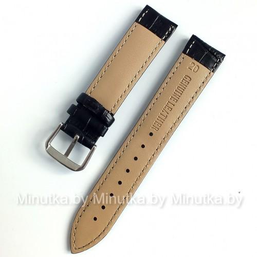 Ремешок кожаный для часов 20 мм CRW299-20