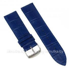 Ремешок кожаный для часов 22 мм CRW172-22