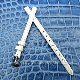 Ремешок кожаный для часов 6 мм S11-6-WM