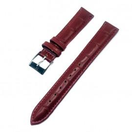 Ремешок кожаный для часов 16 мм CRW367-16