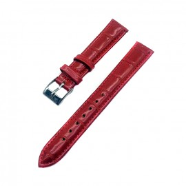 Ремешок кожаный для часов 16 мм CRW369-16