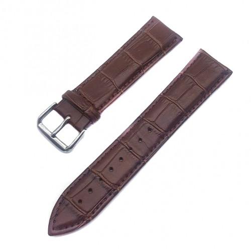 Ремешок кожаный для часов 22 мм CRW370-22
