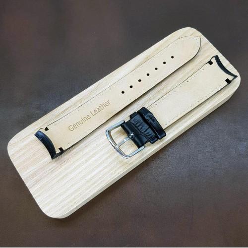 Ремешок кожаный для часов Tissot 20 мм CRW371-20