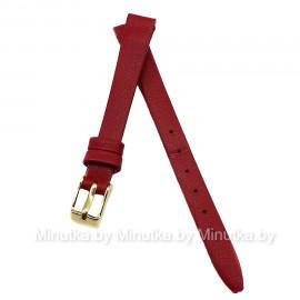 Ремешок кожаный для часов 10 мм 1003-02-1-R