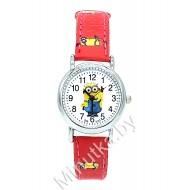 Детские наручные часы Миньоны CWK019
